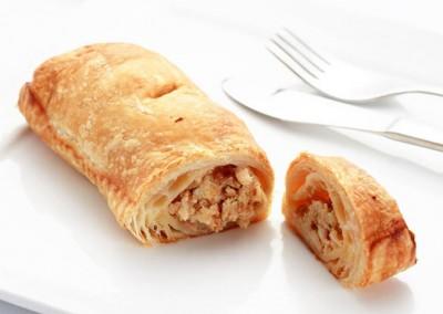 พายพะแนงไก่ - เบเกอรี่อร่อยๆ จาก Puff & Pie ครัวการบินไทย